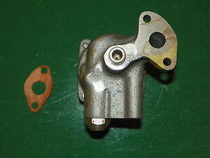 1960-1964 GMC 305,305A,305B,351  re-conditioned oil pump (exc. w/hydraulic gov.)