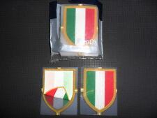 MILAN SCUDETTO PER MAGLIA TECH-FIT CAMPIONI ITALIA PATCH TRICOLORE ITALY BADGE