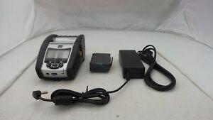 Zebra QLn220 Mobile Printer With 802.11g Wireless Radio P/N: QN2-AUGA0E00-00