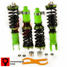 Coilovers for 96-00 Honda Civic EK EJ EM Suspension Kits Shock Absorbers Green
