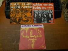 "Golden Earring-Back Home/Buddy Joe/Holy Holy Life  lot of 3  7"" singels"