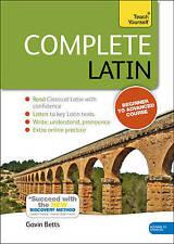 Komplette lateinische (lernen lateinische mit Teach Yourself) (Book & Audio CD) ...