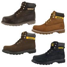 CAT Caterpillar Colorado Boots Herren Schuhe 6 Inch Leder Stiefel Stiefeletten