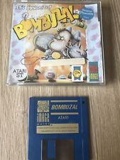 Bombuzal atari 520 st ste fts Complete French rare only 1 on ebay