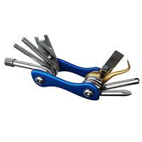Compact 8 in 1 Dive Equipment Maintenance Repair Multi Tool for Scuba Diving