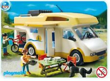 Playmobil 5928 Camper RV camping Picnic vacation Summer Class C recreational toy