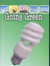 Going Green (Let's Explore Science)-ExLibrary