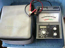 Midtronics Midtron 5000 Battery Conductance Tester Cased with Manuals MT5000-CC