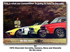 repair manuals literature for 1970 chevrolet corvette ebay rh ebay com