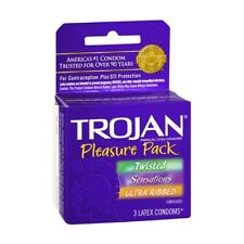 Trojan Lubricated Condoms Variety Packs and Quantities Sameday Free shipping