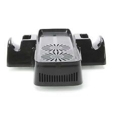 Black Mainframe Cooling Stand Fan Console Controller for Xbox 360 Slim #1249