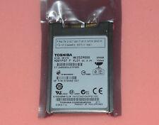 "Toshiba 1.8"" HDD MK2529GSG 250GB 5400 rpm 8MB Micro SATA mSATA Hard Disk Driver"