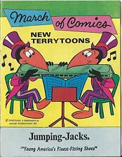 MARCH OF COMICS 435 NEW TERRYTOONS HECKLE & JECKLE VF 1977 RARE GIVEAWAY PROMO