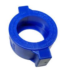 Kettner SC Größe 2 Plombe Plombierschelle blau Wasseruhr DN 25 Hauswasserzähler