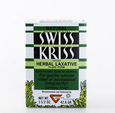 Swiss Kriss Herbal Laxative Flake Form - Gaylord Hauser Modern Products, 1.5 oz