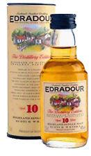 Edradour 10 Jahre, Miniatur, Highland, Single Malt Whisky, 5 cl.