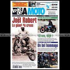 LA VIE DE LA MOTO LVM N°301 ★ JOËL ROBERT (MOTO CROSS) ★ FAVOR 1904-1977