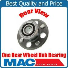 1/ All New REAR Axle Hub Bearing Asm for 96-00 Civic With Drums & 4W ABS Brakes