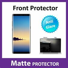 Samsung Galaxy Note 8 pantalla antirreflejo Mate Protector Invisible militar