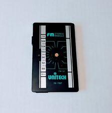 Vintage UNITECH  FM Stereo Module Cassette  IS-118F Audiophile Tested