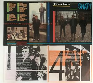 The Jam  Snap! (2 x Vinyl LP) Snap 1
