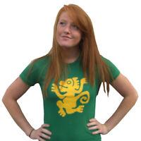 Green Monkeys Legends of the Hidden Temple Womens T-Shirt TV Show Team Costume