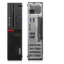 Lenovo M700 ThinkCentre PC (Intel Quad Core i7-6700, 8GB DDR4,1TB HDD, WiFi, W10