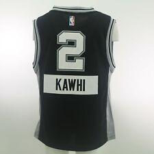 San Antonio Spurs NBA Adidas Kids Youth Size Kawhi Leonard Jersey New Tags