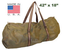 "Goose Decoy Bag 42"" Heavy Weight Mesh Super Large holds LOTS of decoys"