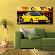 ACURA INTEGRA TYPE R HONDA V-TEC LARGE HIGH DEFINITION AUTOMOTIVE POSTER 24x48in
