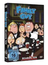 FAMILY GUY DIE KOMPLETTE STAFFEL / SEASON 10 DVD SET DEUTSCH
