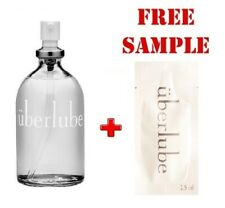 Uberlube luxury Silicone personal lube,All purpose lubricant 100ml + 1 free tube
