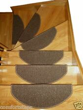 Set of HIGH QUALITY Carpet Stair Mats - made in Europe