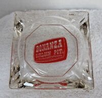 "1960's ""Bonanza Sirloin Pit"" Dan Blocker Hoss Cartwright Ashtray Mint Shape"