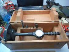 """Starrett Dial Bore Gage 84-111-7 Range 8.000"""" - 12.125"""" Complete w/ original box"""