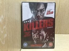 Killers DVD New & Sealed Kazuki Kitamura Oka Antara From makers of The Raid