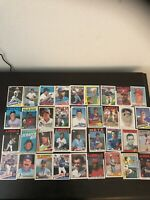 Topps 1980 Baseball Lot Of Base Cards Mcgee Stewart Sutton Powell Smith And More