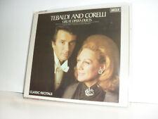 Renata Tebaldi / Franco Corelli – Tebaldi and Corelli -Great Opera Duets