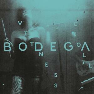 Bodega - Witness Scroll - Clear Vinyl LP