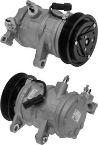 A/C Compressor Omega Environmental 20-22036-AM