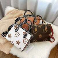 Women Retro Shoulder Bag Crossbody Strap Messenger Vintage Handbag Tote Bags