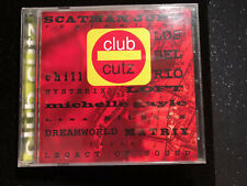 Club Cutz Music CD Various Artists BMG 1995