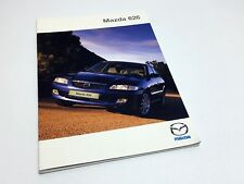 2000 Mazda 626 Brochure - French