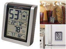 AcuRite 00613 Indoor Humidity Temperature Monitor Thermometer Hygrometer Gauge