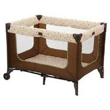 Cosco Funsport Play Yard, Brown, Tan & Green Py221Apq ~ Brand New in Box