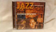 Rare George Benson Jazz Cafe 2001 Galaxy Music                            cd4451
