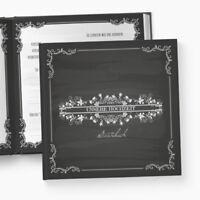 Gästebuch Hochzeit   Fragen zum Ausfüllen   Blackboard