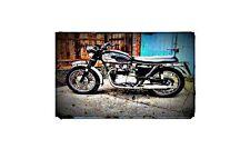 1960 5ta Bike Motorcycle A4 Photo Poster