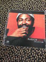 The Marvin Gaye Collection SACD (Hybrid  cd - sacd surround sound )