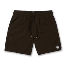 Volcom - Lido Resistente Maletero 40.6cm Boardshorts - Negro Oferta